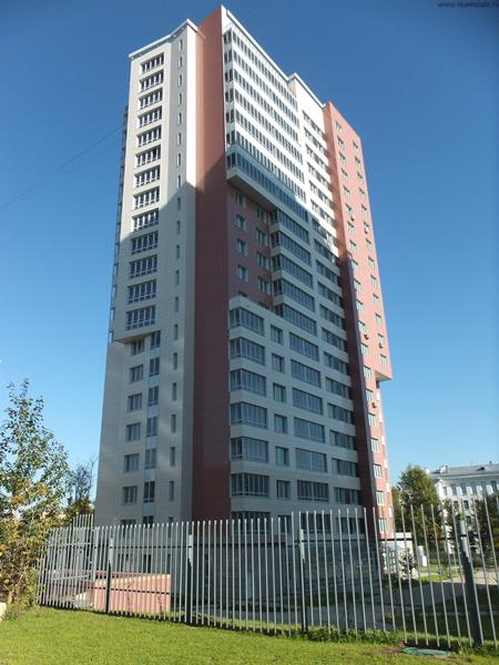 Новостройка: ЖК Ломоносовский, Москва, Ломоносовский  - ID 21897