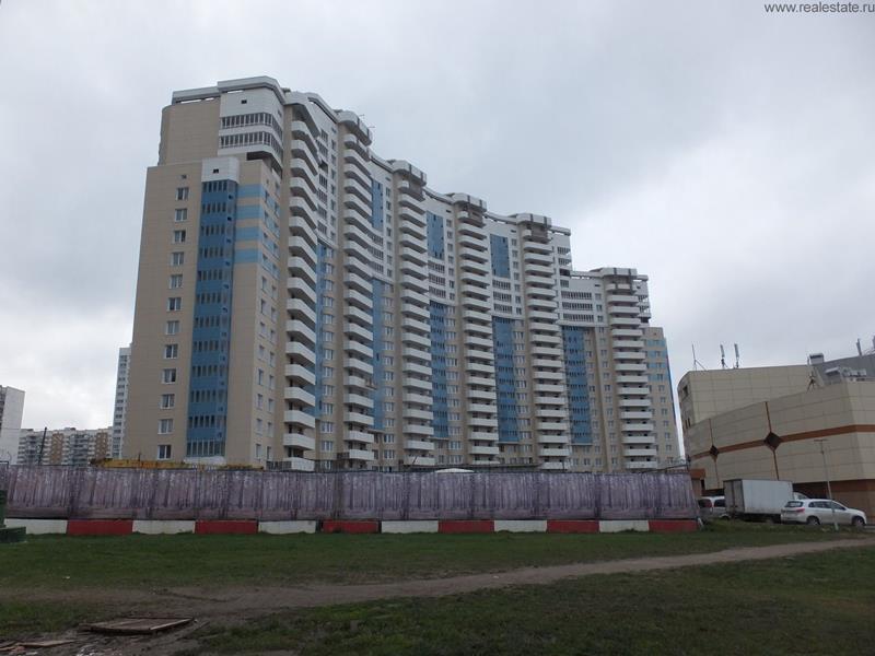 Новостройка: ЖК Чертановский, Москва, Чертаново Южное  - ID 22729