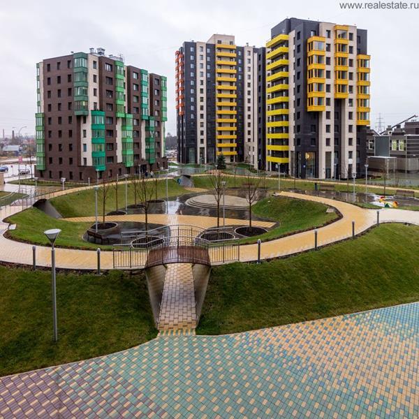 Новостройка: ЖК Wellton park (Веллтон Парк), Москва, Хорошёво-Мневники - ID 22824