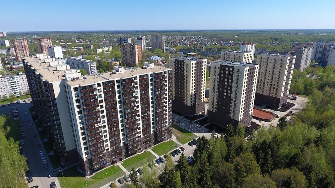Новостройка: ЖК МС Южный Парк, Подмосковье, Лобня - ID 26612
