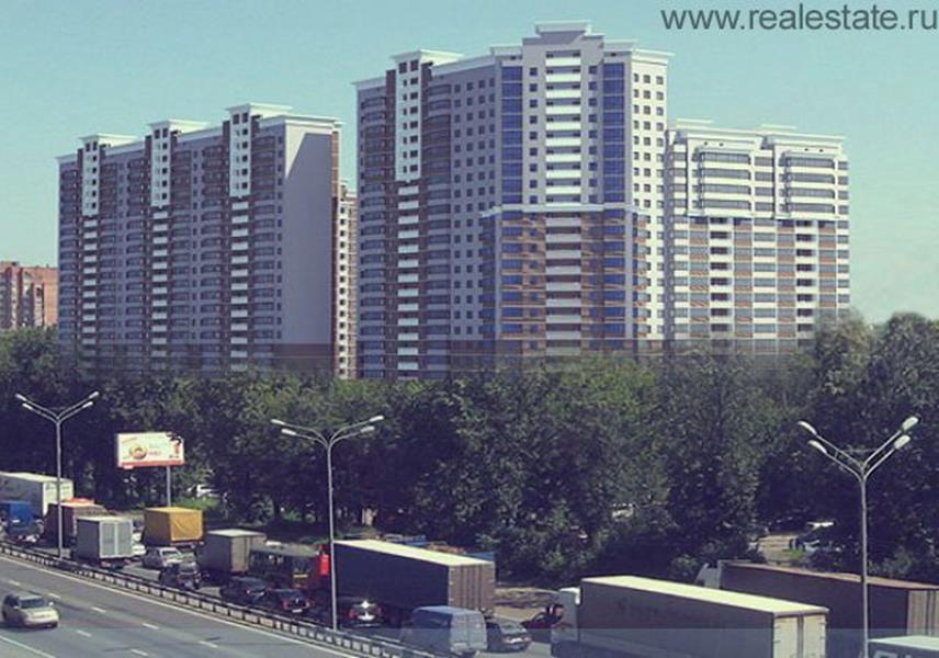 Новостройка: ЖК Преображенский квартал, Подмосковье, Балашиха - ID 22901