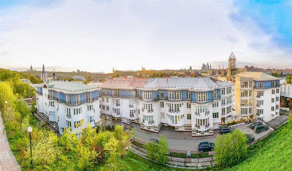 Новостройка: ЖК Green Hills, Москва, Гагаринский  - ID 26544