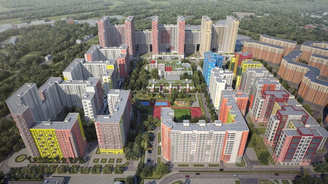 Новостройка: ЖК Царицыно-2, Москва, Бирюлево Восточное - ID 26064